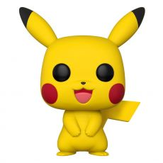 Pokemon Super Sized POP! Games vinylová Figure Pikachu 25 cm
