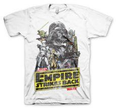 Pánské tričko Star Wars The Empires Strikes Back