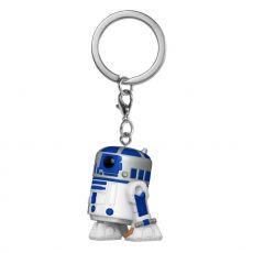Star Wars Pocket POP! vinylová Přívěsky na klíče 4 cm R2-D2 Display (12)