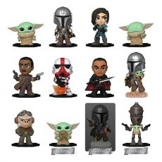 Star Wars: The Mandalorian Mystery Mini Figures 5 cm Display Specialty Series (12)