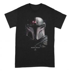 Star Wars The Mandalorian Tričko Bounty Hunter Velikost M