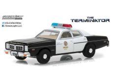 Terminator Kov. Model 1/64 1977 Dodge Monaco Metropolitan Police