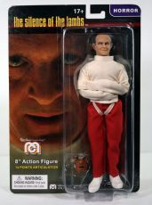 The Silence of the Lambs Akční Figure Lecter in Straightjacket 20 cm