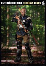 The Walking Dead Akční Figure 1/6 Morgan Jones 30 cm
