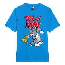 Tom & Jerry Tričko Cat And Mouse Velikost XL