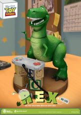 Toy Story Master Craft Soška Rex 33 cm