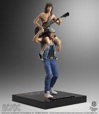 AC/DC Rock Iconz Soška 1/9 Angus & Brian 27 cm