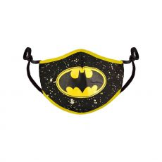 Batman Face Mask Bat Logo