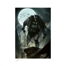 DC Comics Art Print Batman: Gotham by Gaslight 46 x 61 cm - unframed