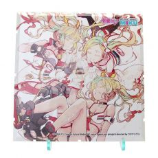 Dioramansion 150 Decorative Parts Racing Miku 2020 Pit Optional Panel Rd.8 FUJI