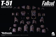 Fallout 4 T-51 Power Armor - Blackbird Armor Pack