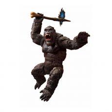 Godzilla vs. Kong 2021 S.H. MonsterArts Akční Figure Kong 15 cm