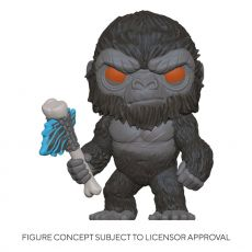 Godzilla Vs Kong POP! Movies vinylová Figure King Kong with Axe 9 cm