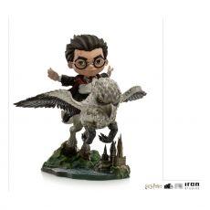 Harry Potter Mini Co. Illusion PVC Figure Harry Potter & Buckbeak 16 cm