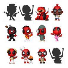 Marvel Comics Mystery Mini Figures 5 cm Display Deadpool 30th Anniversary (12)