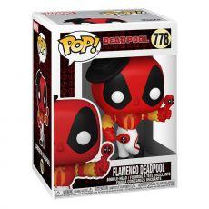 Marvel Deadpool 30th Anniversary POP! vinylová Figure Flamenco Deadpool 9 cm