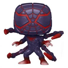 Marvel's Spider-Man POP! Games vinylová Figure Miles Morales PM Suit 9 cm