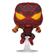 Marvel's Spider-Man POP! Games vinylová Figure Miles Morales Strike Suit 9 cm