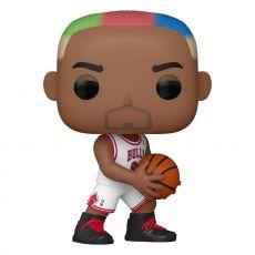 NBA Legends POP! Sports vinylová Figure Dennis Rodman (Bulls Home) 9 cm