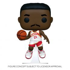 NBA Legends POP! Sports vinylová Figure Dominique Wilkins (Hawks Home) 9 cm