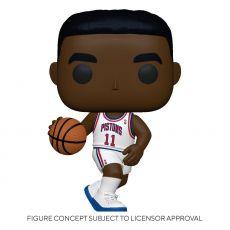 NBA Legends POP! Sports vinylová Figure Isiah Thomas (Pistons Home) 9 cm