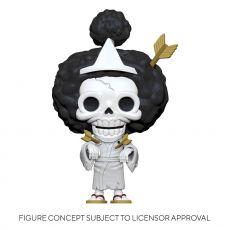 One Piece POP! Television vinylová Figure Brook 9 cm