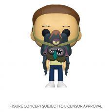 Rick & Morty POP! Animation vinylová Figure Morty w/ Glorzo 9 cm