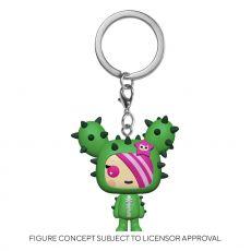 Tokidoki Pocket POP! vinylová Přívěsky na klíče 4 cm Sandy Display (12)