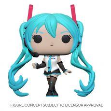 Vocaloid POP! Animation vinylová Figure Hatsune Miku V4X 9 cm