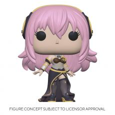 Vocaloid POP! Animation vinylová Figure Mergurine Luka V4X 9 cm