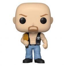 WWE POP! vinylová Figure SC Steve Austin w/Belt 9 cm