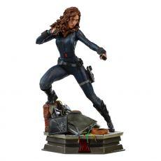 Avengers Infinity Saga Legacy Replika Soška 1/4 Black Widow 46 cm