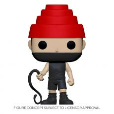 Devo POP! Rocks vinylová Figure Whip It w/Whip 9 cm