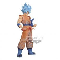 Dragon Ball Super Clearise PVC Soška Super Saiyan God Super Saiyan Son Goku 20 cm