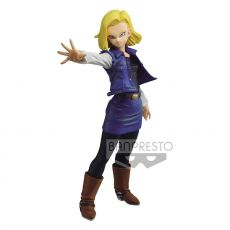 Dragon Ball Z Match Makers Soška Android 18 18 cm