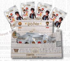 Harry Potter Stamps 6 cm Series 1 Display (24)