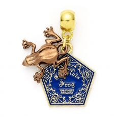 Harry Potter Talisman Chocolate frog (gold plated)
