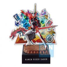 Kamen Rider Ichibansho PVC Soška Kamen Rider Saber (No.02 feat. Legend Kamen Rider) 20 cm