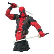 Marvel Comics Bysta Deadpool 15 cm