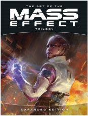 Mass Effect Art Book The Art of the Mass Effect Trilogy: Expanded Edition Anglická Ver.*