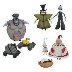 Nightmare before Christmas Select Akční Figures 18 cm Series 10 Sada (6)