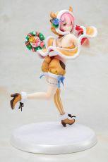 Re:ZERO -Starting Life in Another World- PVC Soška 1/7 Ram Christmas Maid Ver. 23 cm