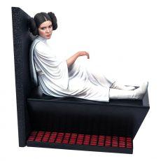 Star Wars Episode IV Milestones Soška 1/6 Princess Leia Organa 25 cm