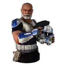 Star Wars The Clone Wars Bysta 1/6 Commander Rex 15 cm