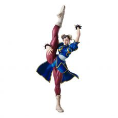 Street Fighter Capcom Figure Builder Creators Model PVC Soška Chun-Li 42 cm