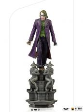 The Dark Knight Deluxe Art Scale Soška 1/10 The Joker 30 cm