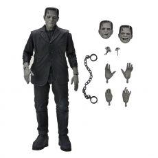 Universal Monsters Akční Figure Ultimate Frankenstein's Monster (Black & White) 18 cm