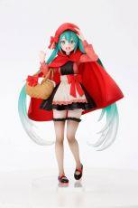 Vocaloid PVC Soška Hatsune Miku Little Red Riding Hood Ver. 18 cm