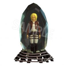 Attack on Titan 3D Crystal Soška Annie Leonhart 10 cm