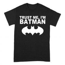 Batman Tričko Trust Me Velikost L